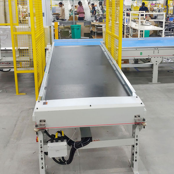 <b>PVC Synthetic Belt Conveyor</b>