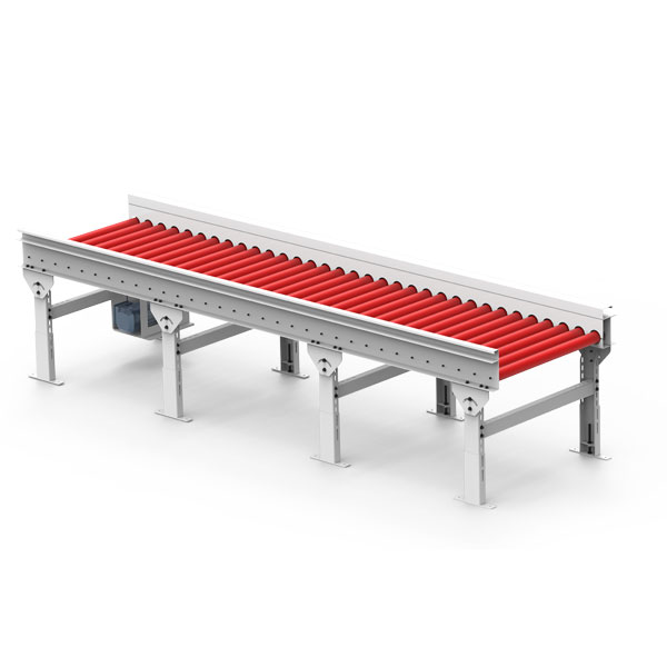 <H5>Powerised Roller Conveyor</H5>
